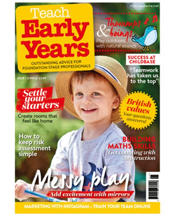 Get 2 Free Copies of Teach Magazines