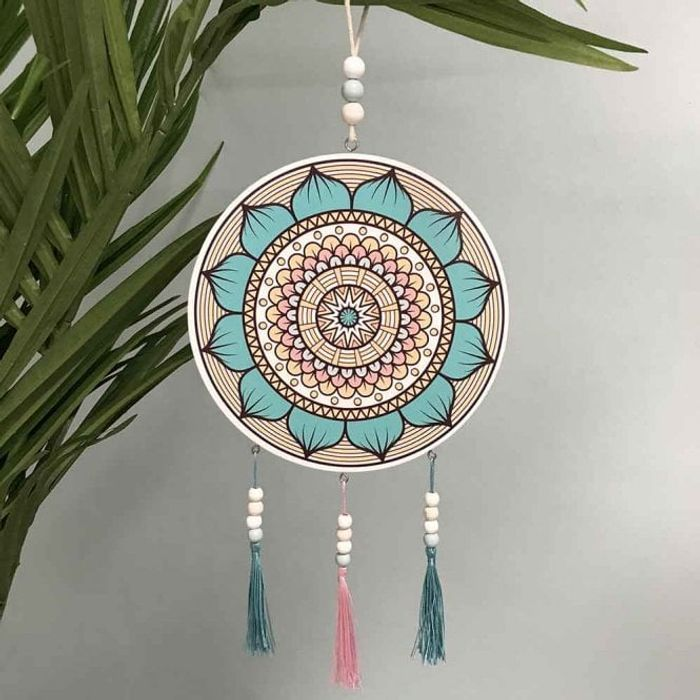 Bohemian Hanging Sign Down From £3.49 to £2.62