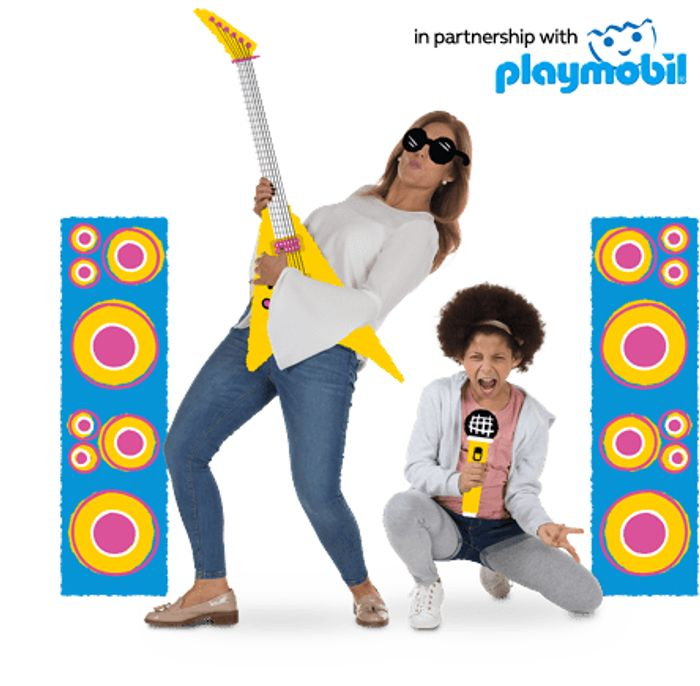 Join the Intu Family Club - Free Playmobil Toy for Kids