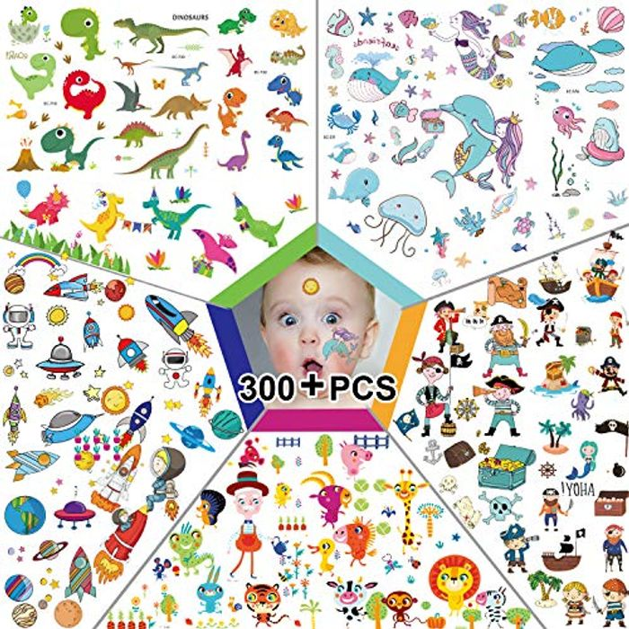 50% off for Kids Tattoos