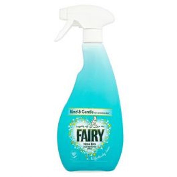 Fairy Non Biological Gentle Stain Remover 500ml