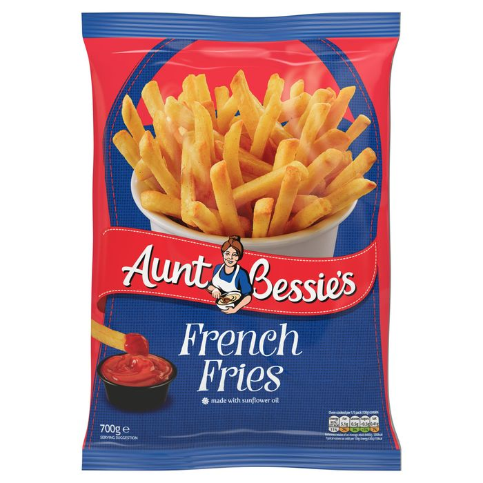 Aunt Bessie's French Fries 700g 7 DAY DEAL