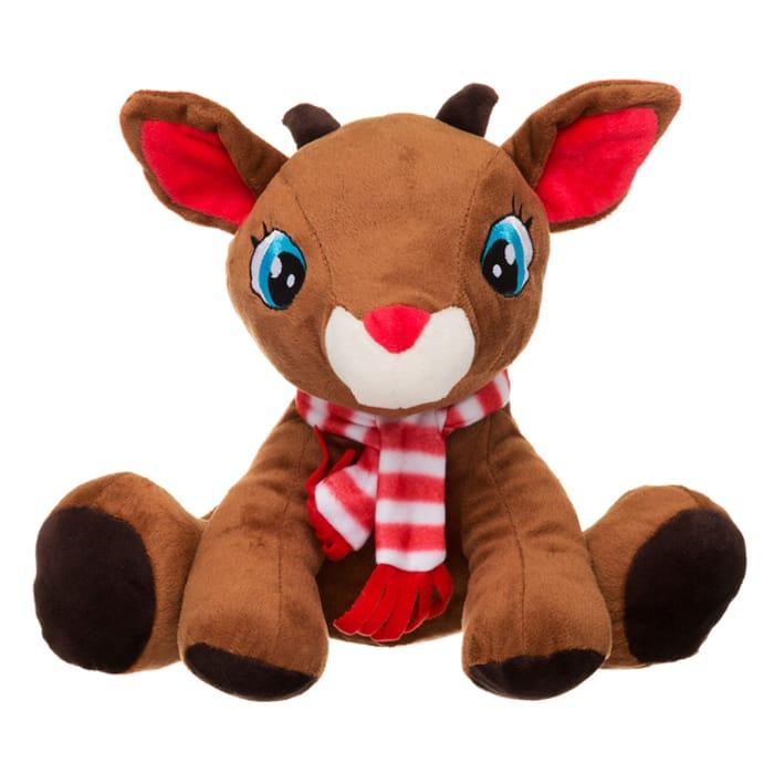 WHSmith Rudi the Reindeer Plush