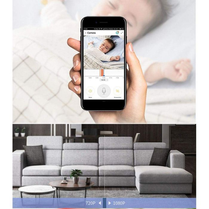Deal Stack - Baby Monitors - 30% off + Extra £21