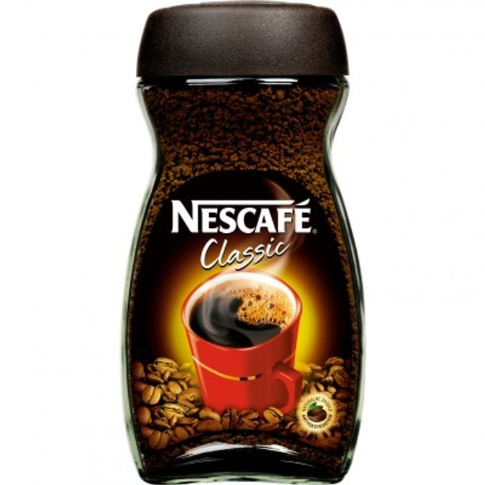 Cheap Nescafe Coffee Classic 200g at Jtf Only 3.99