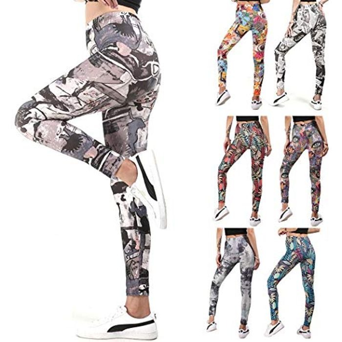 Yoga Pants 80% off + Free Delivery