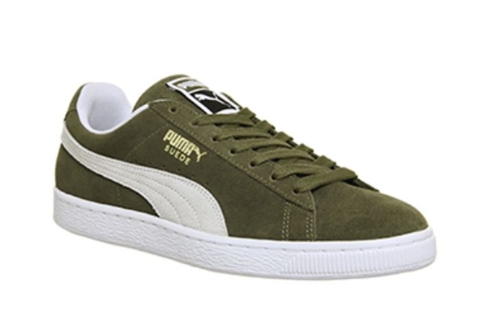 Puma Suede Classic Trainers Size 11 Only