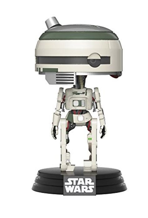 Funko Pop Star Wars Solo Add On