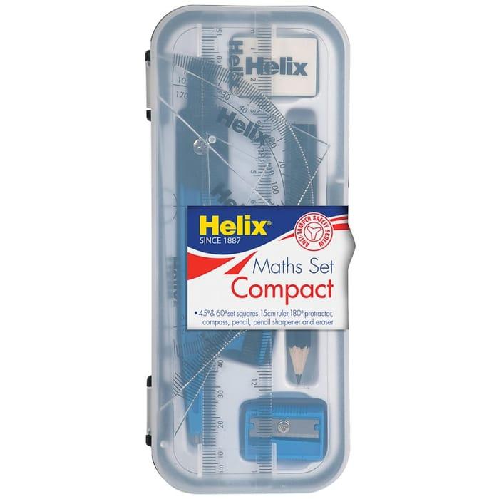 Helix Compact Maths Set