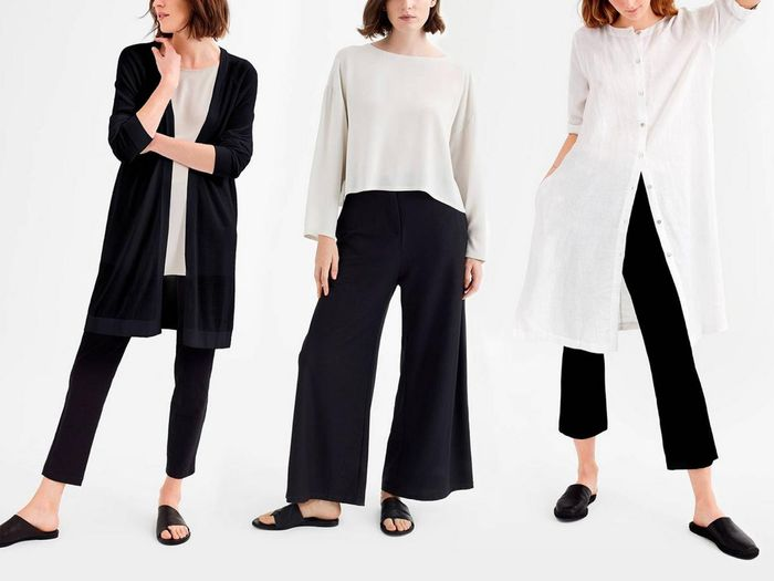 Eileen Fisher: £25 off the Perfect Black Pants