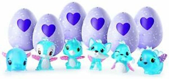 Hatchimals CollEGGtibles Polar Paradise - 6 Pack.