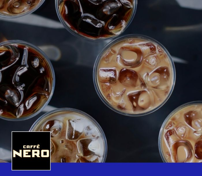 Free Caffe Nero Hot/Cold Drink with App (After First Purchase)