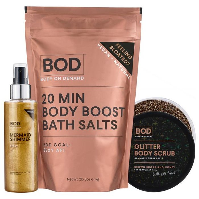 Body on Demand Pampering Set