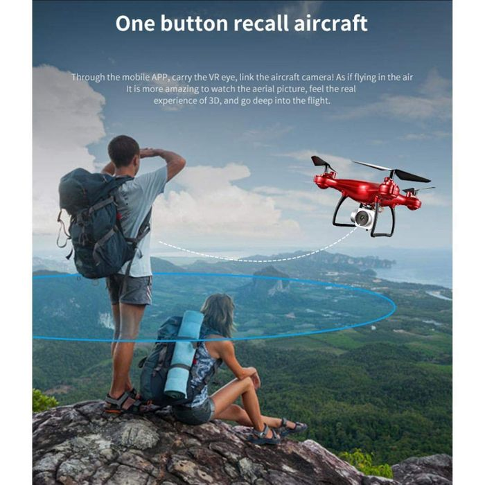 WiFi Remote Controlled Drone with £40.83 discount - Great buy!