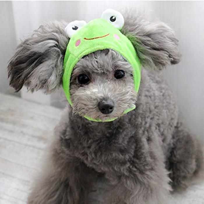 Up to 90% off Legendog Cat Costume, Pet Dog Hat Cute Animal Shape Pet