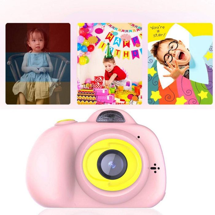 Deal Stack - Children's Camera - 30% off + Extra £19