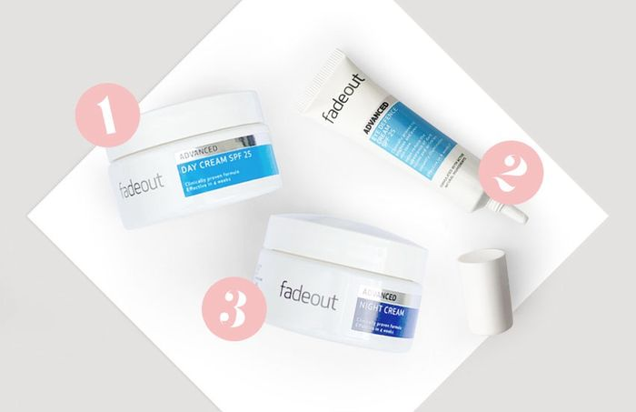 Free Fadeout Day, Night and Eye Cream - 4 Week Challenge Product Test