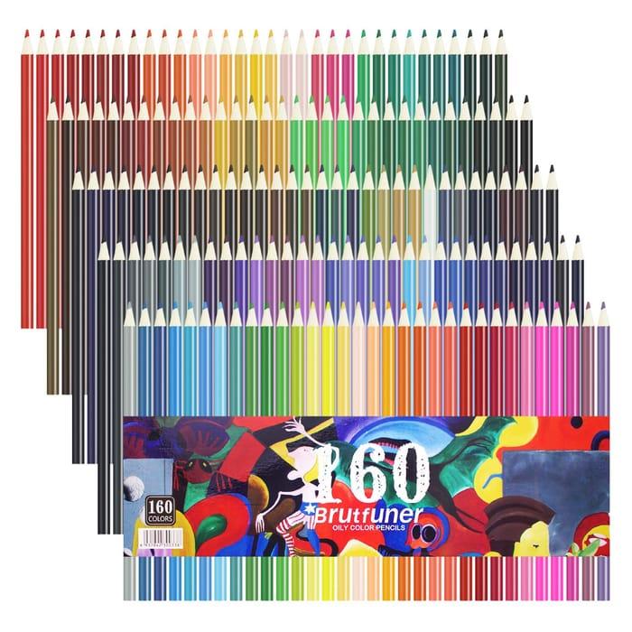 Deal Stack - Coloured Pencils - 10% off + Lightning