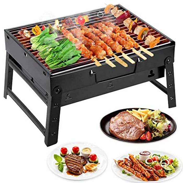 Portable BBQ GRILL ONLY £5.99