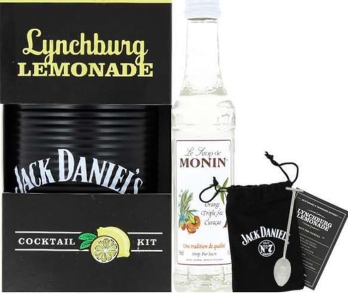 * Jack Daniel's Lynchburg Lemonade Cocktail Kit