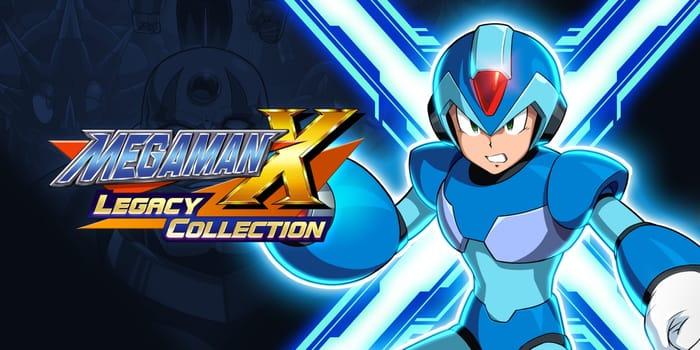 Mega Man X Legacy Collection (Switch) £9.59 at Nintendo eShop