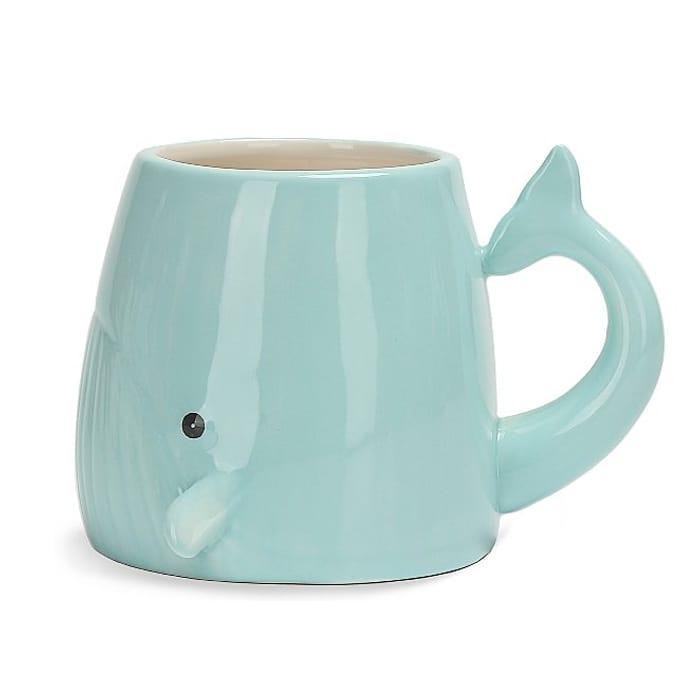 Whale Shaped Mug