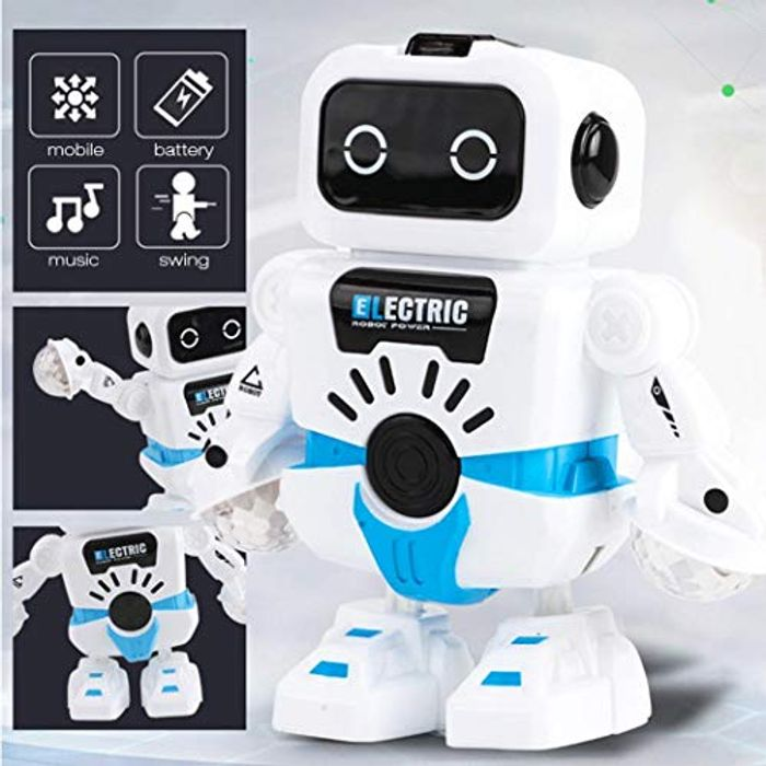 Children Creative Intelligent Dancing Robot