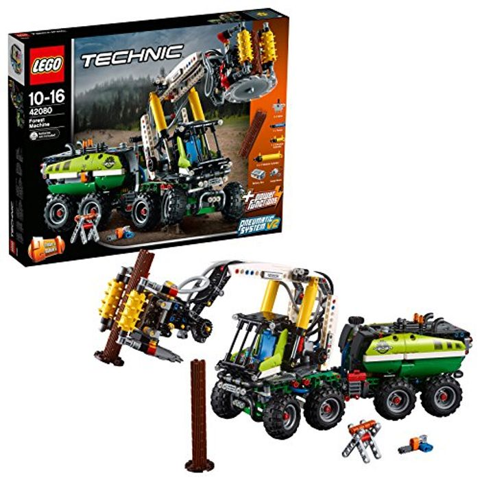 Best Ever Price! LEGO 42080 Technic Forest Machine Truck