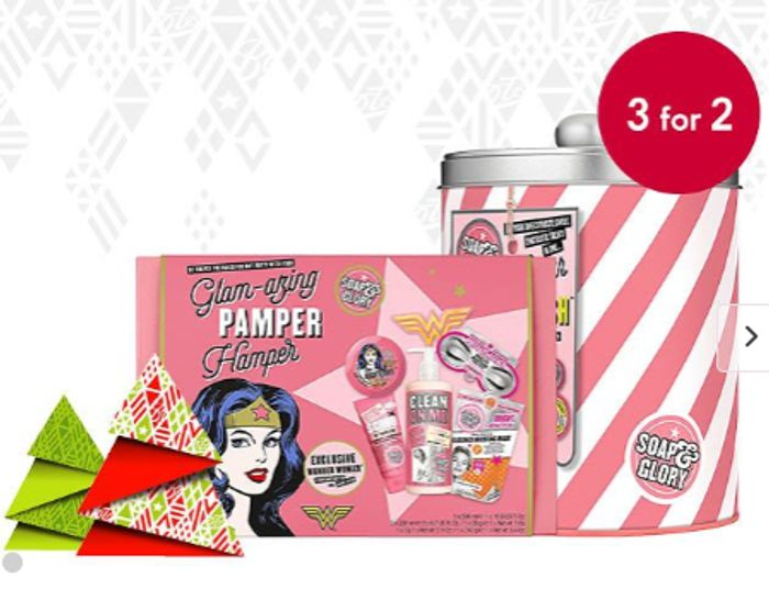 BOOTS Christmas 3 for 2 Now On
