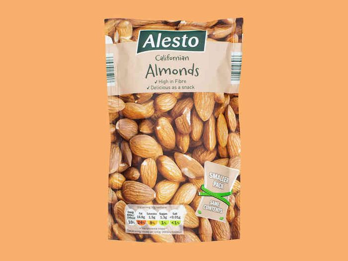 Alesto Californian Almonds Only £1.29
