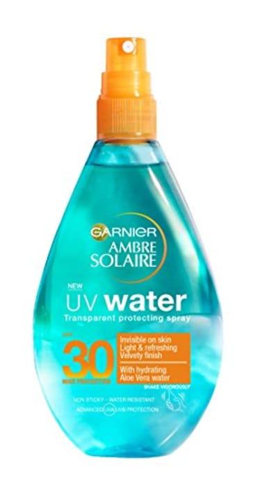 Ambre Solaire UV Water Sun Cream Spray SPF30 150ml