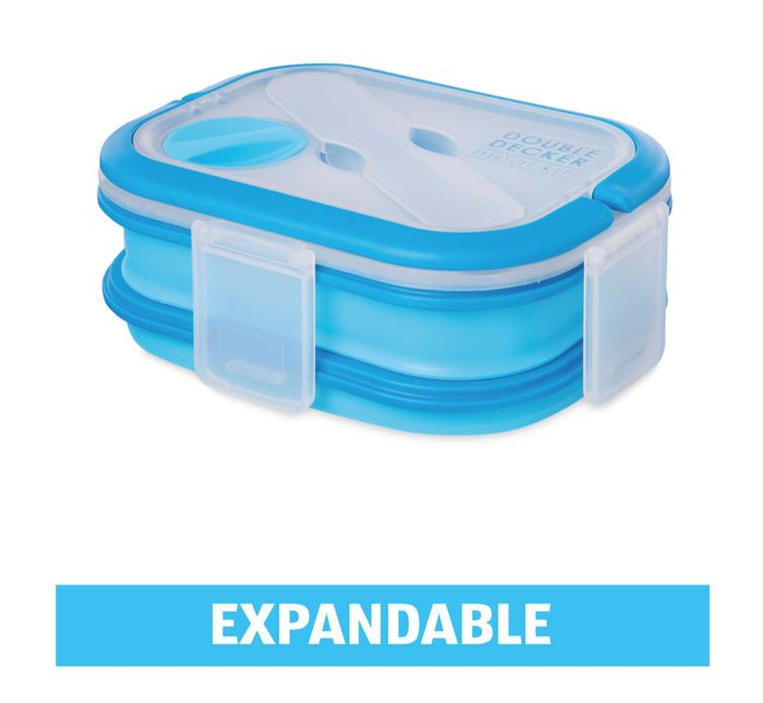 Expandable Lunch Box at Aldi - Save £3