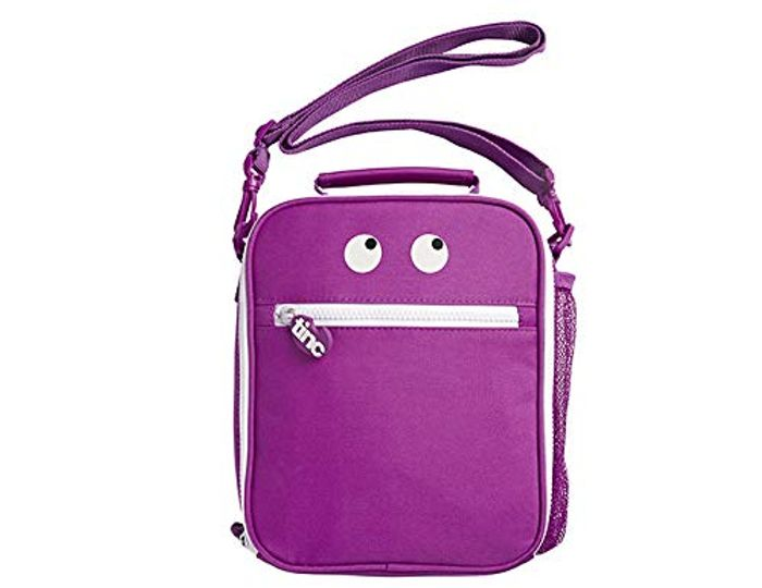 Tinc Ooloo Character Insulated Lunch Bag for Kids
