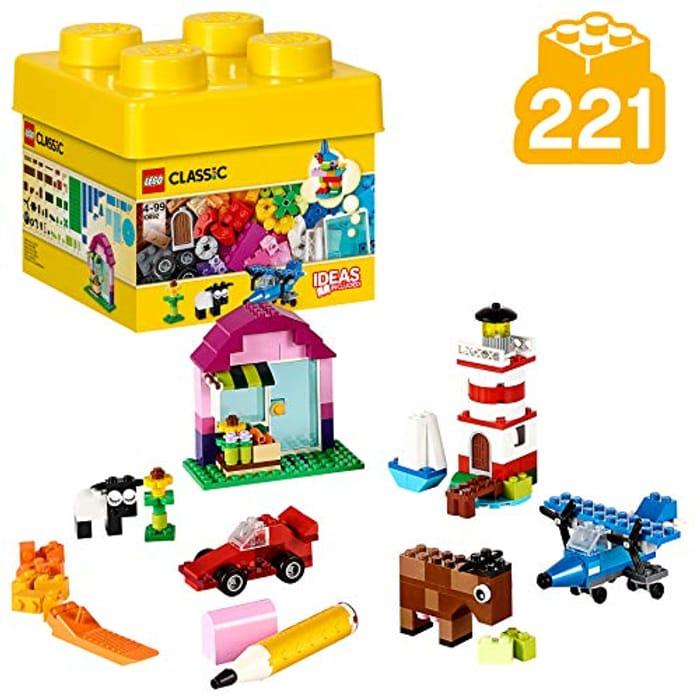 LEGO Classic Creative Bricks (10692) - 221 Pieces
