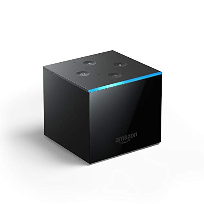 PRE RELEASE! All-New Fire TV Cube - 4K Ultra HD Streaming Media Player