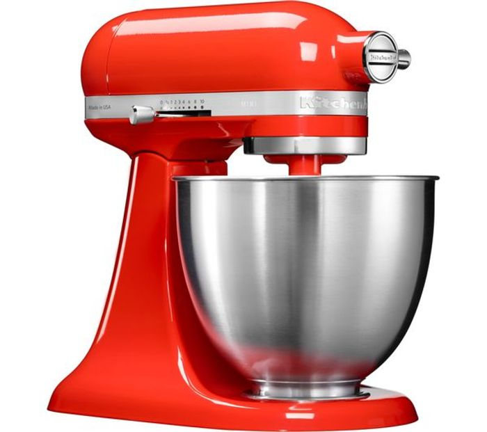 *SAVE over £140* KITCHENAID Artisan Mini Stand Mixer 3 Colours
