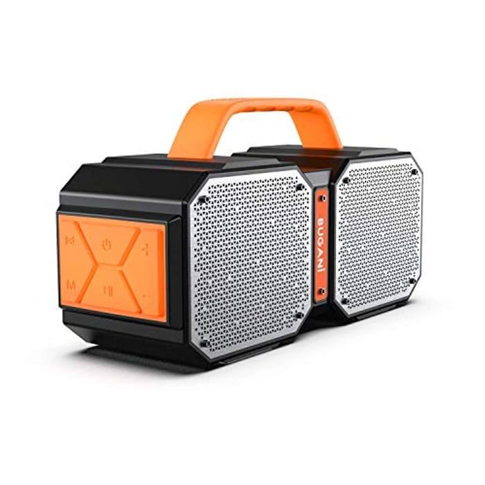 Bluetooth Speaker, M83 Portable Outdoor Waterproof