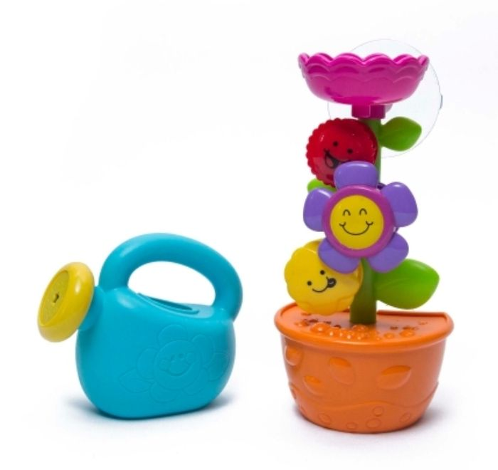 Hamleys Water Fun Blossoms Bath Time Toy