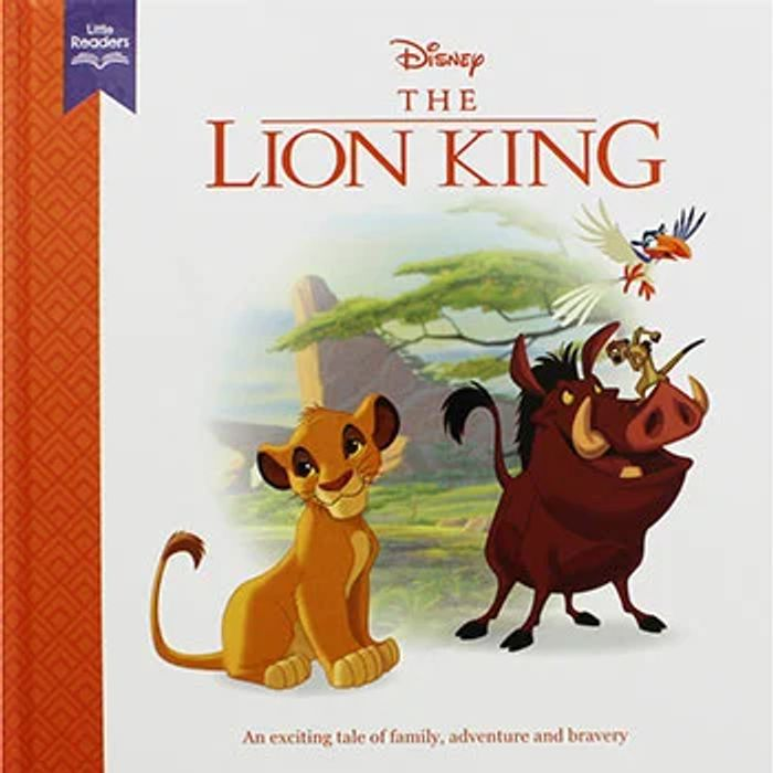 Disney the Lion King - Early Reader C&c