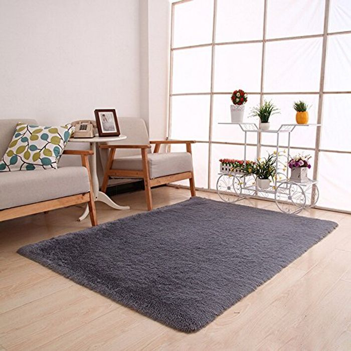 Artistic9 Fluffy Rug Down To £9.99