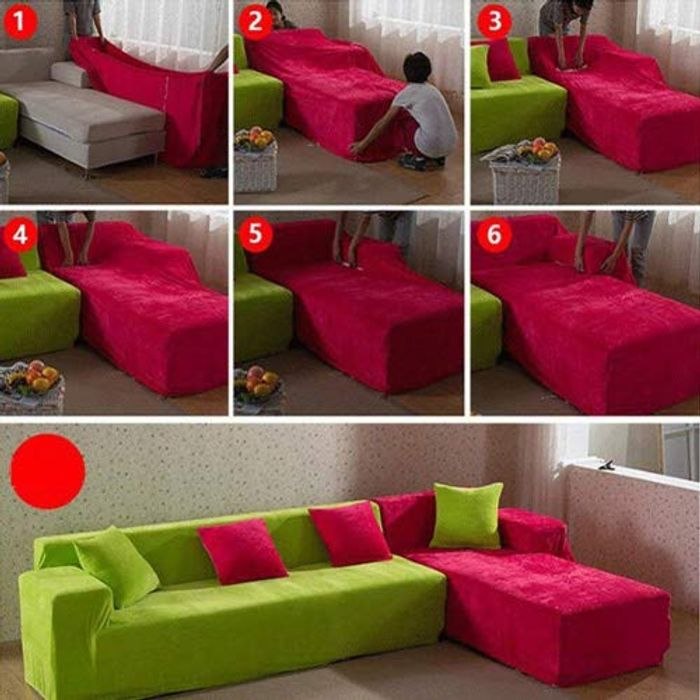 Thick Sofa Covers 1/2/3/4 Seater