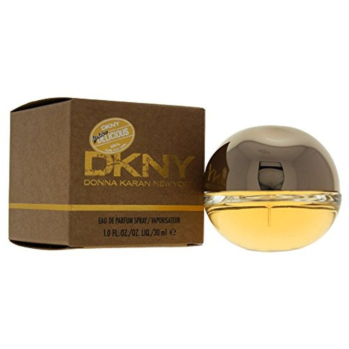 ALMOST 1/2 PRICE - DKNY Golden Delicious EDP 30ml