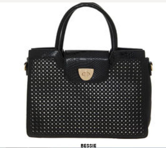 BESSIE Black Grab Bag