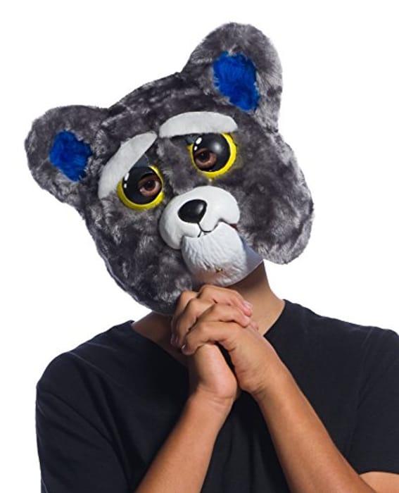 Rubies Feisty Pets Sammy Suckerpunch Mask Adult Costume Accessory