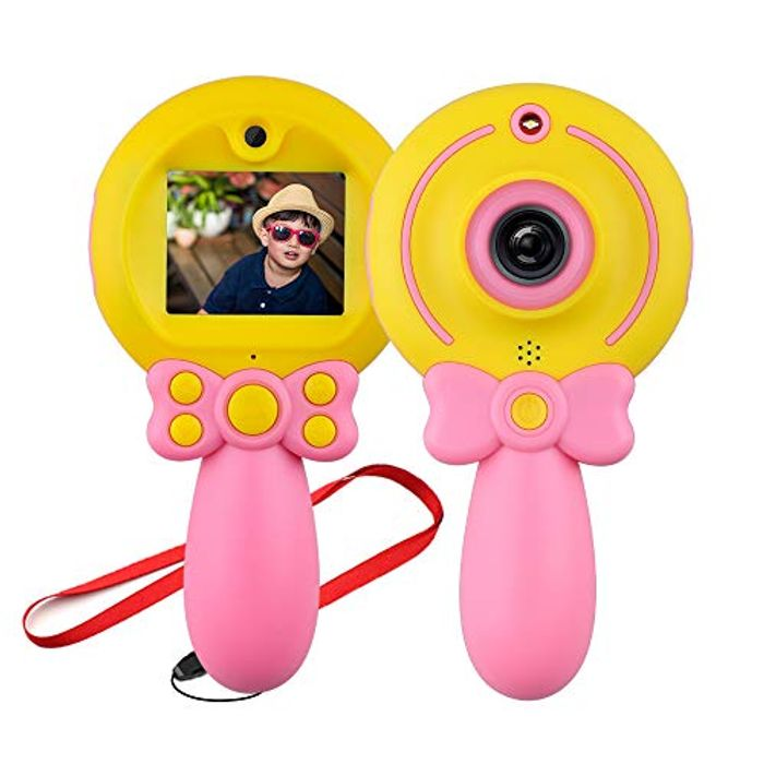 Wiwi Digital Camera Toy for Kids - Best Gift Only £22.94