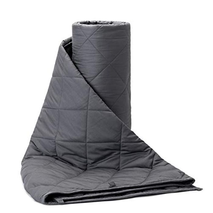 Weighted Blanket at Amazon Only £42.99