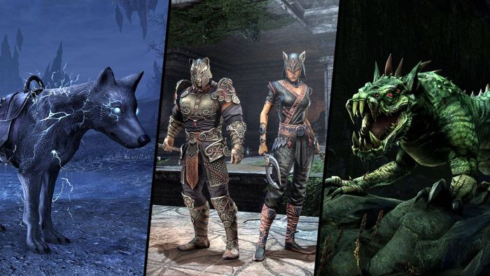 Free [PS4/Xbox One/PC] the Elder Scrolls Online Imperial City DLC