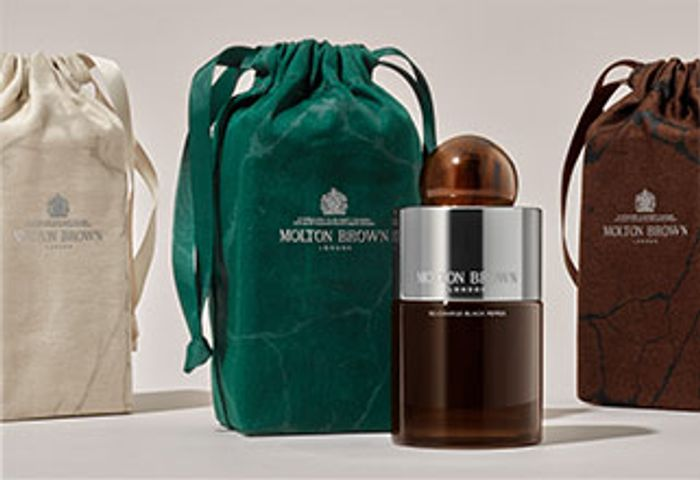 2 Free Molton Brown Samples at National In-Store Events 11th - 14th September