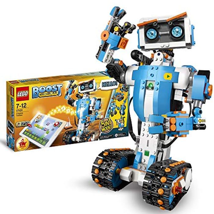 SAVE £30 - LEGO 17101 BOOST Creative Toolbox (Robotics Kit)