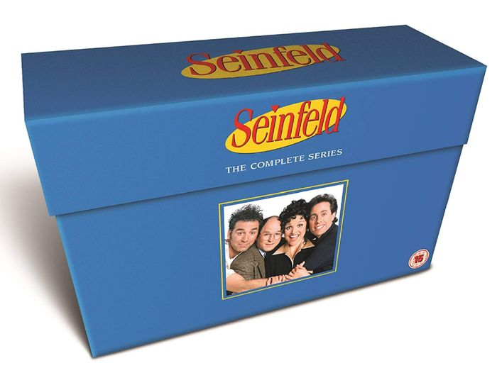 Best Ever Price! Seinfeld: The Complete Series 33 Disc Set DVD